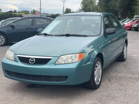 2001 Mazda Protege for sale at Atlantic Auto Sales in Garner NC