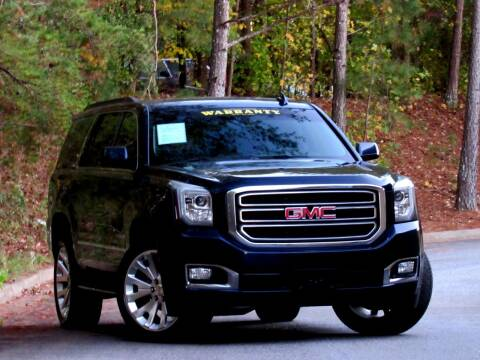 2017 GMC Yukon for sale at ATLANTA DIRECT AUTO in Duluth GA