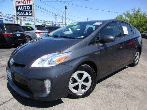 2015 Toyota Prius for sale at TRI CITY AUTO SALES LLC in Menasha WI