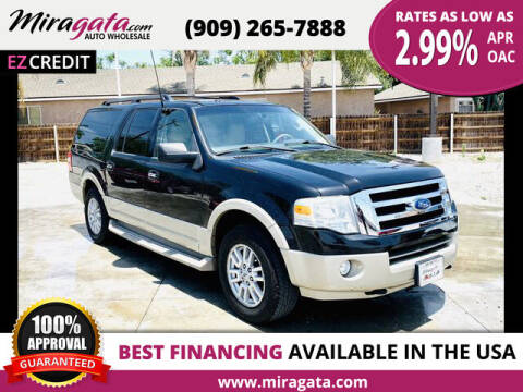 2010 Ford Expedition EL for sale at Miragata Auto in Bloomington CA