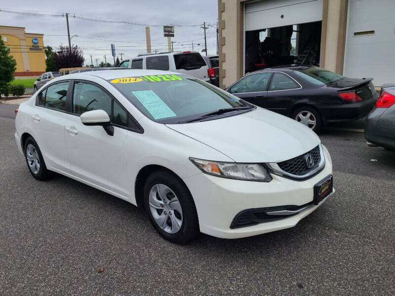 2014 Honda Civic for sale at Costas Auto Gallery in Rahway NJ