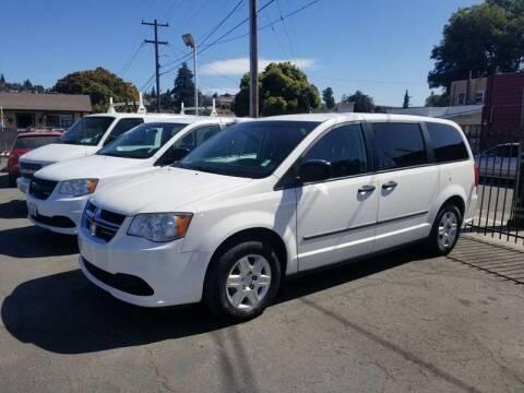 2011 Dodge Grand Caravan for sale at Gateway Motors in Hayward CA