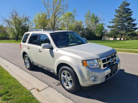 2009 Ford Escape for sale at A.I. Monroe Auto Sales in Bountiful UT