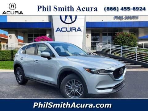 2019 Mazda CX-5 for sale at PHIL SMITH AUTOMOTIVE GROUP - Phil Smith Acura in Pompano Beach FL