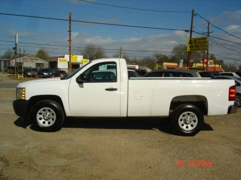 2012 Chevrolet Silverado 1500 for sale at A-1 Auto Sales in Conroe TX