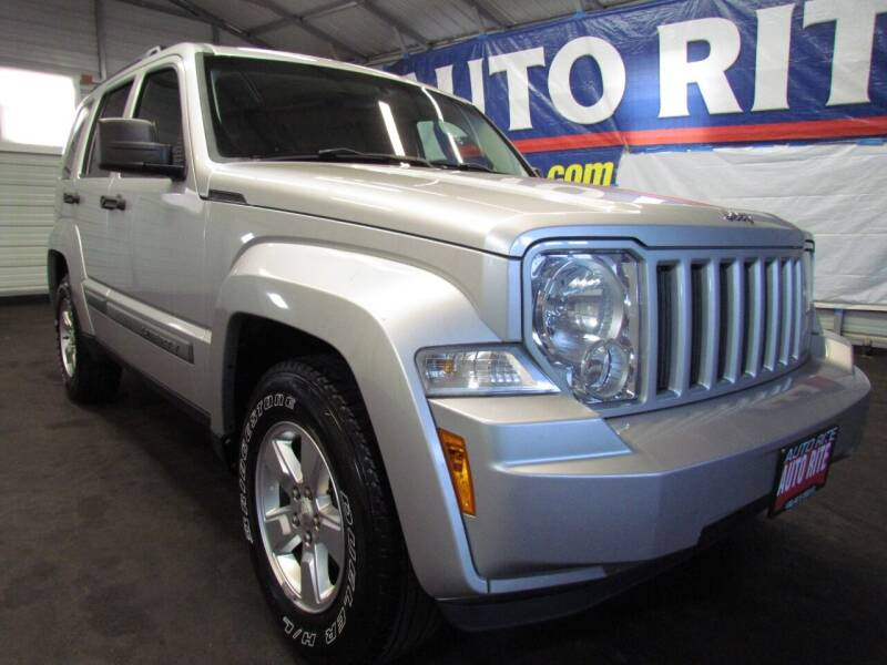 2010 Jeep Liberty for sale at Auto Rite in Cleveland OH