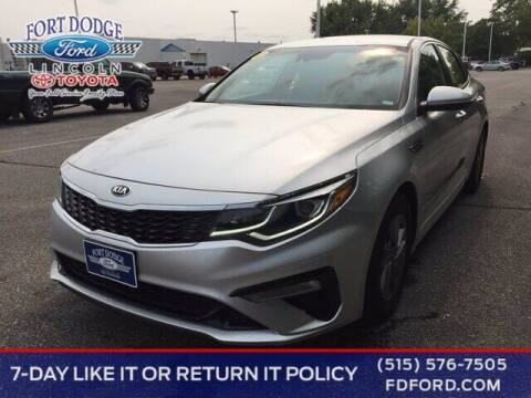 2020 Kia Optima for sale at Fort Dodge Ford Lincoln Toyota in Fort Dodge IA