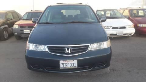2003 Honda Odyssey for sale at Goleta Motors in Goleta CA