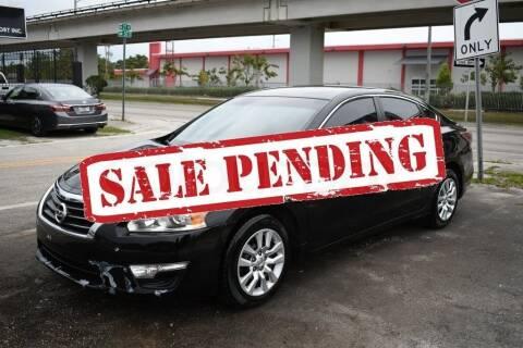 2015 Nissan Altima for sale at STS Automotive - Miami, FL in Miami FL