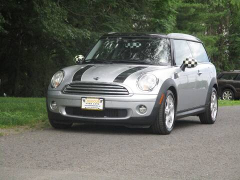 2009 MINI Cooper Clubman for sale at Loudoun Used Cars in Leesburg VA