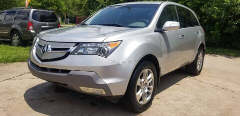 2009 Acura MDX for sale at Green Source Auto Group LLC in Houston TX