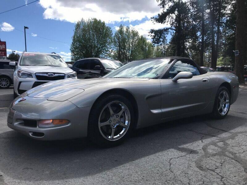 2000 Chevrolet Corvette for sale in Bend, OR