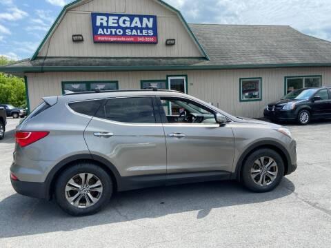 2013 Hyundai Santa Fe Sport for sale at Mark Regan Auto Sales in Oswego NY