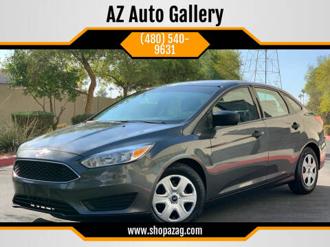 2016 Ford Focus for sale at AZ Auto Gallery in Mesa AZ