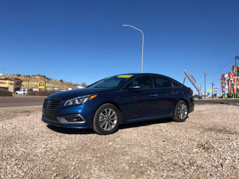 2016 Hyundai Sonata for sale at 1st Quality Motors LLC in Gallup NM