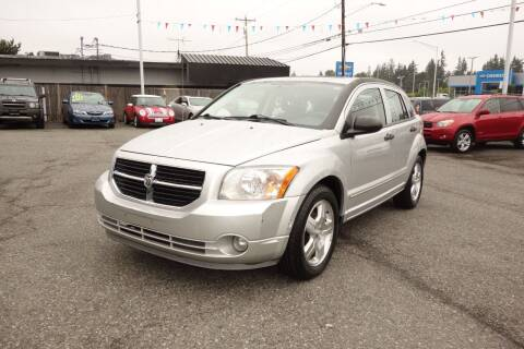 2007 Dodge Caliber for sale at Leavitt Auto Sales and Used Car City in Everett WA