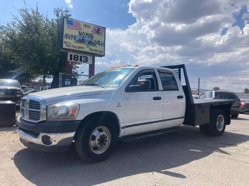 2006 Dodge Ram Pickup 3500 for sale at Nomad Auto Sales in Henderson NV