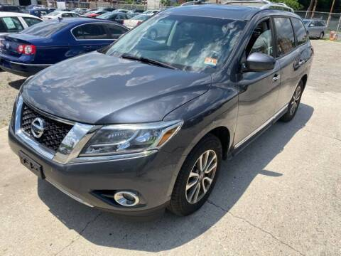 2013 Nissan Pathfinder for sale at Philadelphia Public Auto Auction in Philadelphia PA
