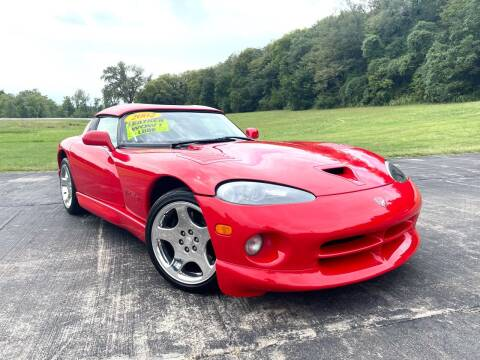2002 Dodge Viper for sale at A & S Auto and Truck Sales in Platte City MO