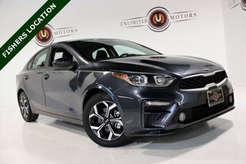 2019 Kia Forte for sale at Unlimited Motors in Fishers IN