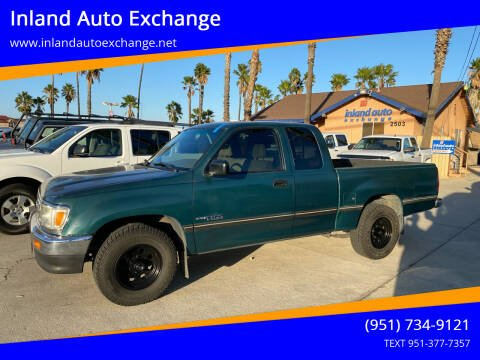 1997 Toyota T100 for sale at Inland Auto Exchange in Norco CA
