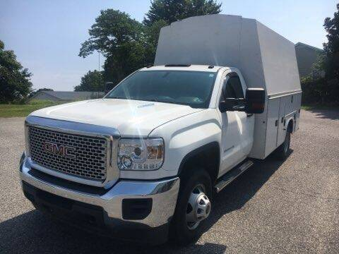 2016 GMC Sierra 3500 for sale at Church Street Auto Sales in Martinsville VA