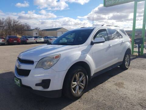 2010 Chevrolet Equinox for sale at Independent Auto in Belle Fourche SD