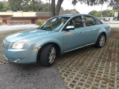 2008 Mercury Sable for sale at Royal Auto Trading in Tampa FL