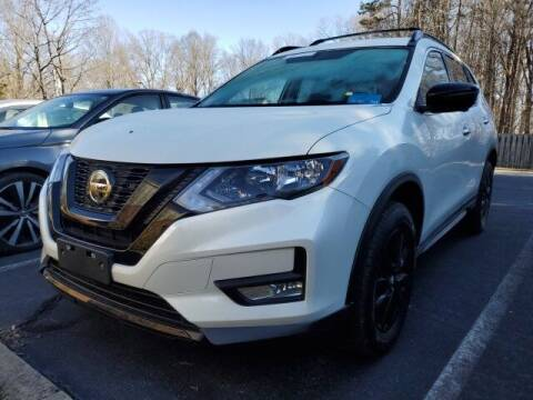 2018 Nissan Rogue for sale at Impex Auto Sales in Greensboro NC