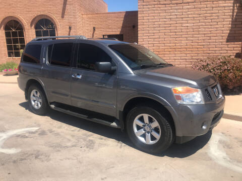 2013 Nissan Armada for sale at Freedom  Automotive in Sierra Vista AZ