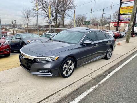 2019 Honda Accord for sale at JR Used Auto Sales in North Bergen NJ