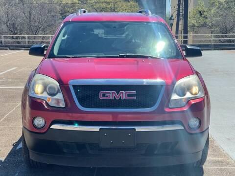 2012 GMC Acadia for sale at Delta Auto Alliance in Houston TX