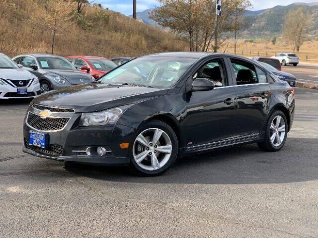 2014 Chevrolet Cruze for sale at Lakeside Auto Brokers in Colorado Springs CO
