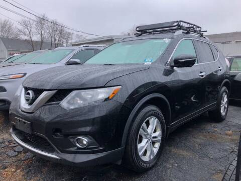 2014 Nissan Rogue for sale at Top Line Import in Haverhill MA