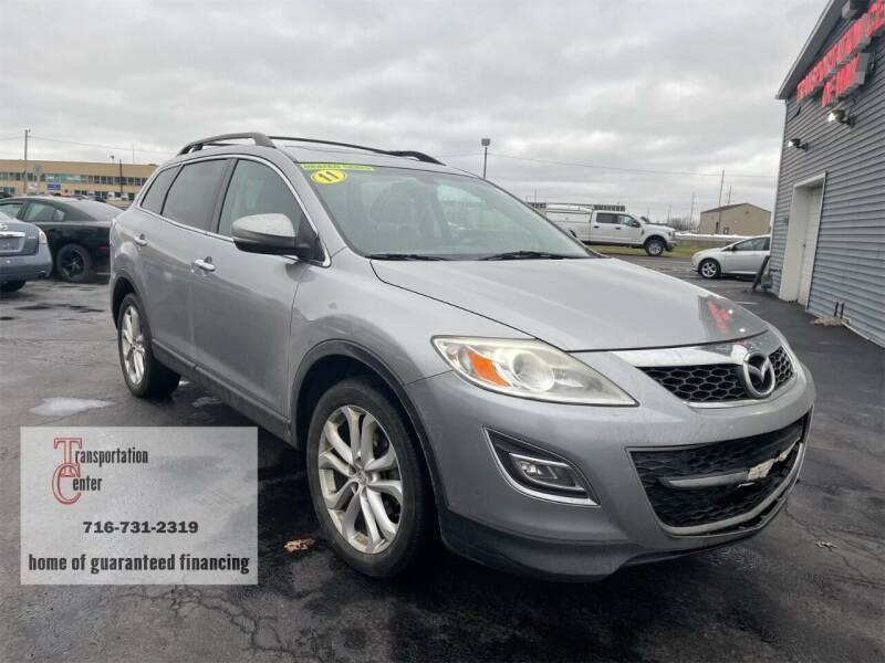 2011 Mazda CX-9 for sale at Transportation Center Of Western New York in Niagara Falls NY