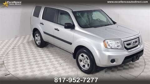 2011 Honda Pilot for sale at Excellence Auto Direct in Euless TX