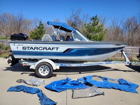 1992 Starcraft Superfisherman for sale at Ericson Auto in Ankeny IA