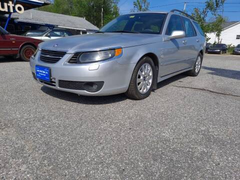 2007 Saab 9-5 for sale at Lewis Auto Sales in Lisbon ME