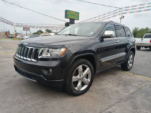 2012 Jeep Grand Cherokee for sale at Pasadena Auto Planet in Houston TX