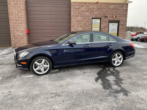 2014 Mercedes-Benz CLS for sale at CarNu  Sales in Warminster PA