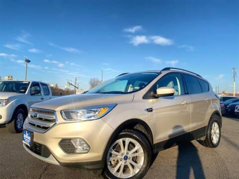 2018 Ford Escape for sale at Kargar Motors of Manassas in Manassas VA