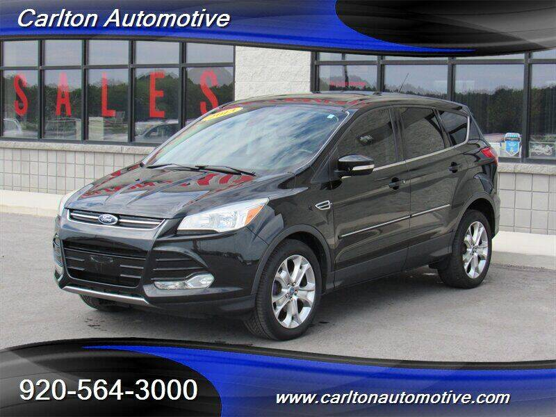 2013 Ford Escape for sale at Carlton Automotive Inc in Oostburg WI