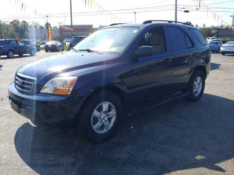 2008 Kia Sorento for sale at L&M Auto Import in Gastonia NC