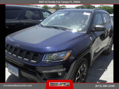 2020 Jeep Compass for sale at Drive Now Motors USA in Tampa FL