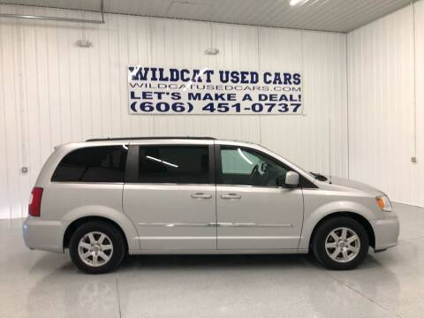 2012 Chrysler Town and Country for sale at Wildcat Used Cars in Somerset KY