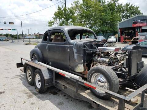 1937 Buick Coupe for sale at Haggle Me Classics in Hobart IN