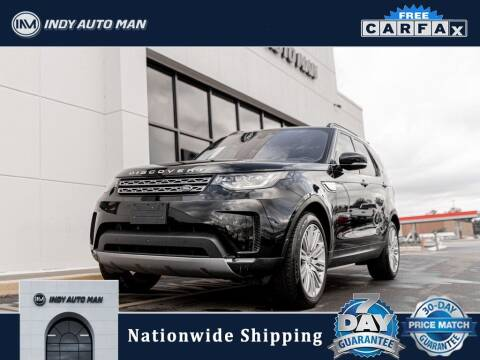 2017 Land Rover Discovery for sale at INDY AUTO MAN in Indianapolis IN