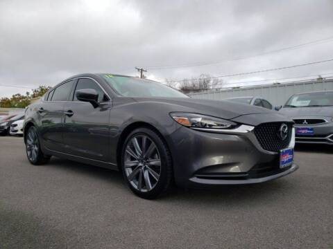 2018 Mazda MAZDA6 for sale at All Star Mitsubishi in Corpus Christi TX