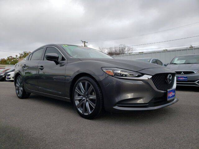 2018 Mazda MAZDA6 for sale at All Star Mitsubishi in Corpus Christi TX