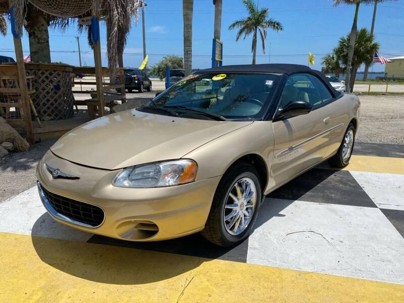 2001 Chrysler Sebring for sale in Melbourne, FL